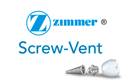 Compatibili Zimmer Screw-Vent